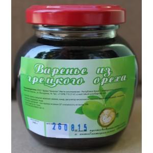 Крымское варенье Варенье из грецких орехов 240 гр.