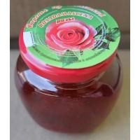 Варенье из лепестков крымской розы