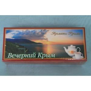 Чай в пакетиках Вечерний Крым 30 гр.