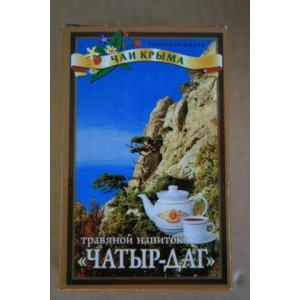 Травяной чай Чатыр-Даг 50 г.