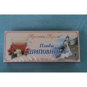 Чай в пакетиках Плоды Шиповника 30 гр.