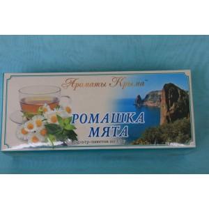 Чай в пакетиках Ромашка Мята 30 гр.