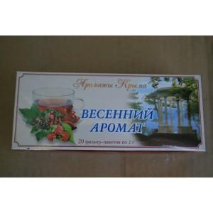 Чай в пакетиках Весенний Аромат 40 гр.