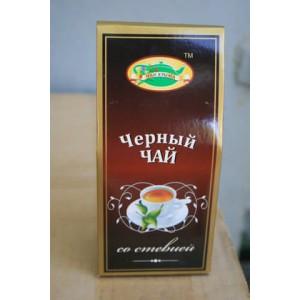 Товары снятые с продажи Чай черный со стевией