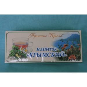Чай в пакетиках Напиток Крымский 50 гр.