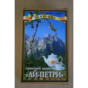 Травяной чай Ай-Петри 50 г.