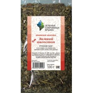 Травяные сборы Зимний Ангостоп