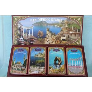 Подарочный чай Чай горного Крыма (красный)