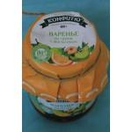 Крымское варенье Варенье груша с апельсином 600 гр.