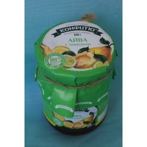 Крымское варенье Варенье айва с лимоном 320 гр