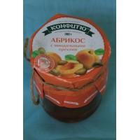 Варенье абрикос с миндальными орехами 300 гр