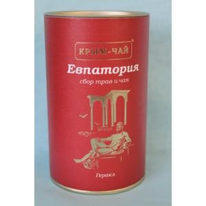 Подарочный чай Евпатория 75г тубус