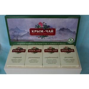 Подарочный чай Крым-Чай (Кр.)