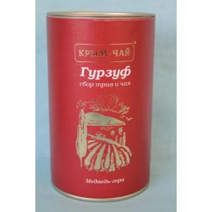 Подарочный чай Гурзуф 75г тубус