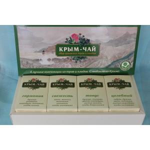 Подарочный чай Крым-Чай (Зел.).
