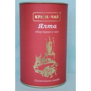 Подарочный чай Ялта 75 гр. тубус