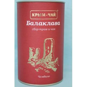 Подарочный чай Балаклава 75 гр. тубус