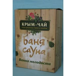 Травяной чай Баня сауна ванна молодости 90 гр.