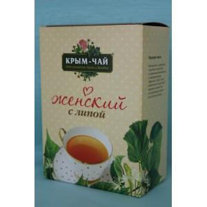 Травяной чай Женский с липой 70 гр.
